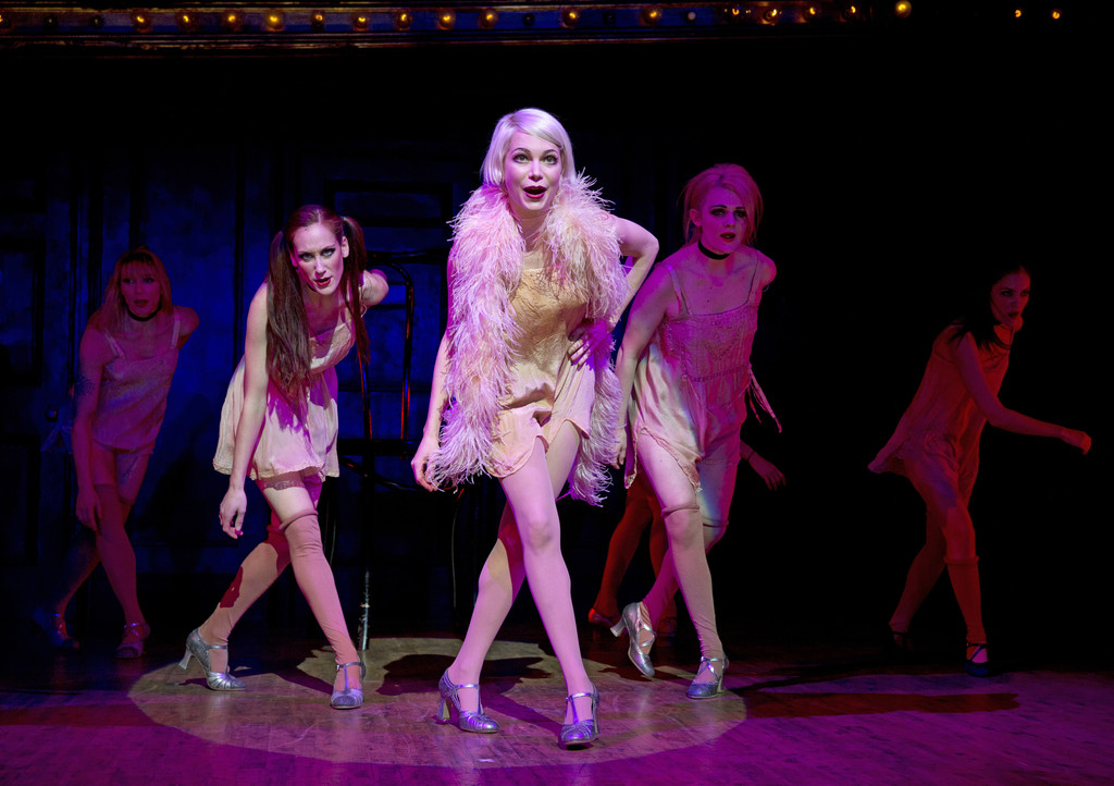 Review: Revival of 'Cabaret' revival still shocks