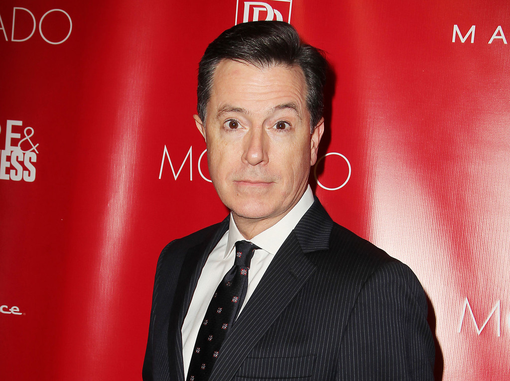 CBS says Colbert keeping CBS' 'Late Show' in NYC