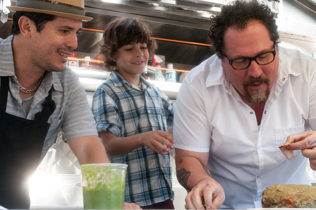 Summer Preview: Jon Favreau cooks up 'Chef'