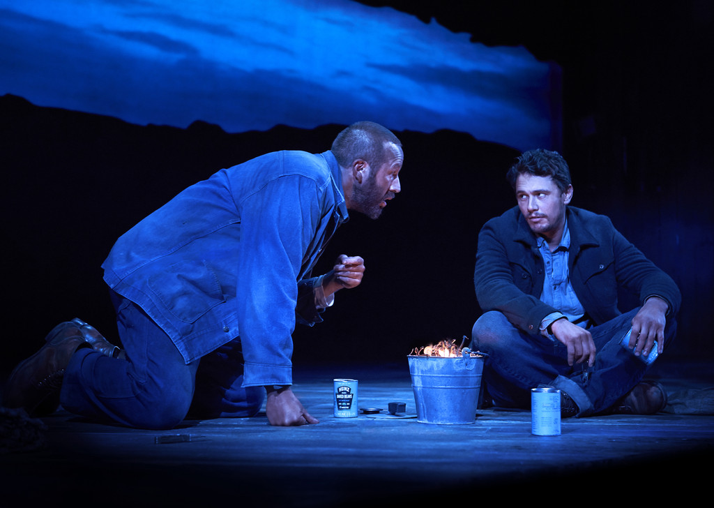 'Of Mice and Men' leaves Broadway on a record high