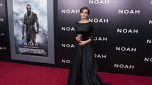 A Minute With: Emma Watson on how Hogwarts prepped her for 'Noah'
