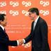 Japan finance minister Aso: No talk on forex with U.S. Treasury Secretary Lew