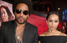 Lenny Kravitz & Zoë Kravitz