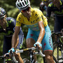 Tour leader Nibali says rumours of his demise much exaggerated