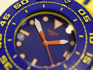 Swatch Group denies working with Apple on smartwatch