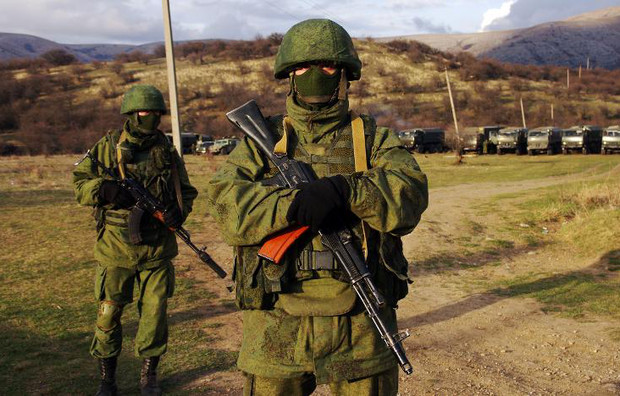 Putin admits Russian troops in Crimea during referendum
