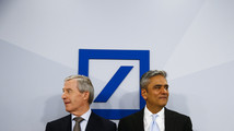 Deutsche Bank denies report its CEOs' jobs are at risk