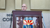 Transcript shows concerns during Arizona execution