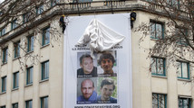 Kidnapped French journalists found on Turkey's Syrian border