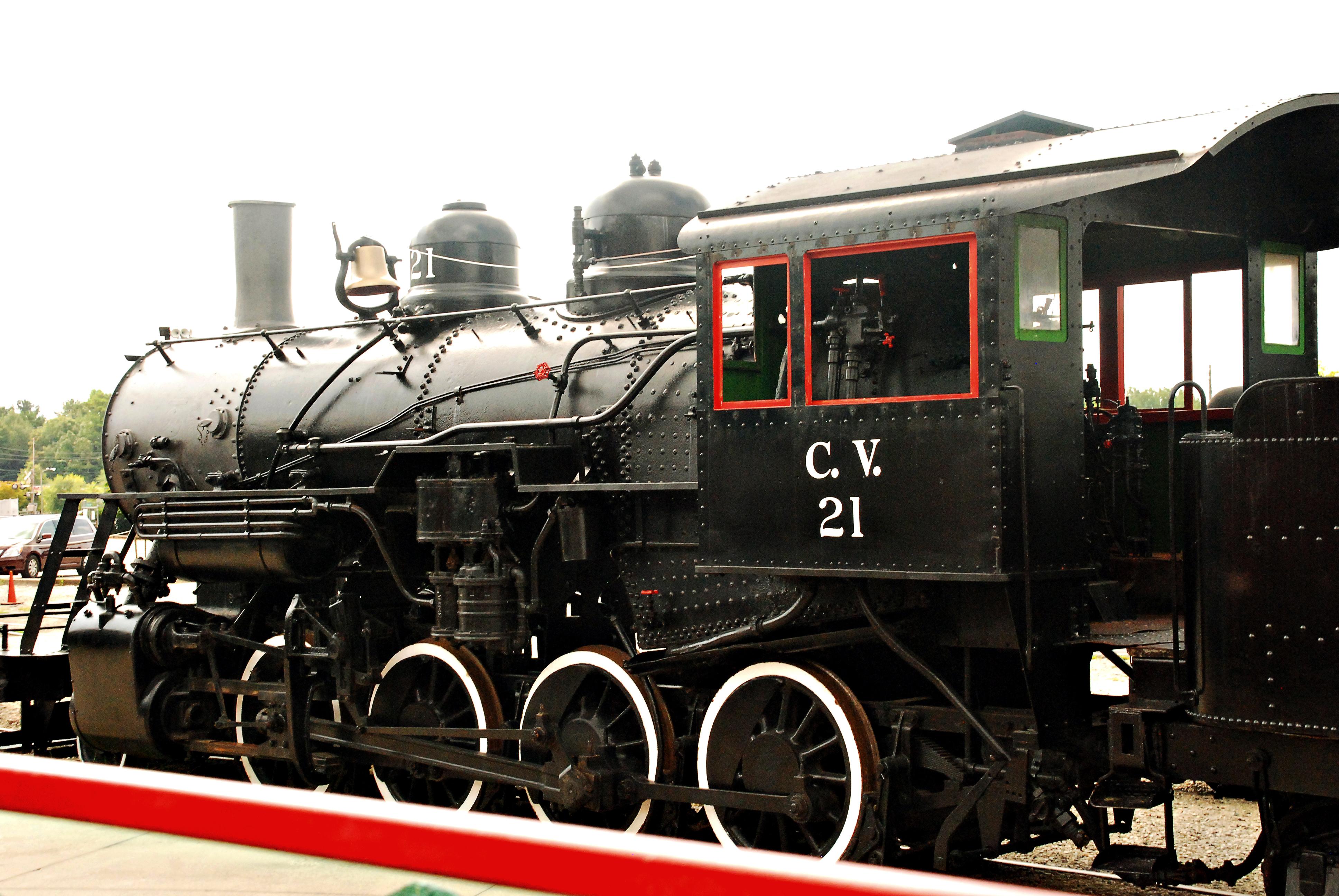 Southeastern Railway Museum_Joleen Pete.jpg