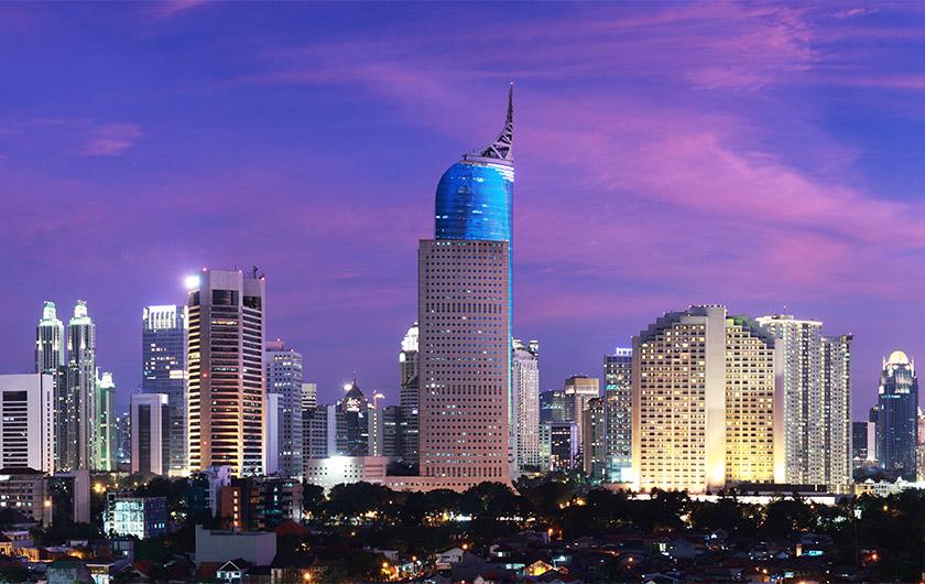 メインビジュアル : 「人が中心」のIT変革 ジャカルタでアジアカンファレンスを開催