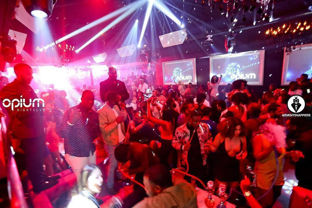 Opium Nightclub - Best Places to Dance in Midtown Atlanta
