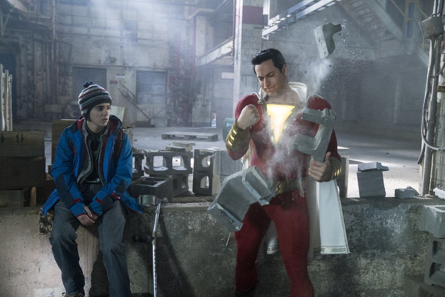 Does the Name SHAZAM! Sound Familiar to You? Here's Why