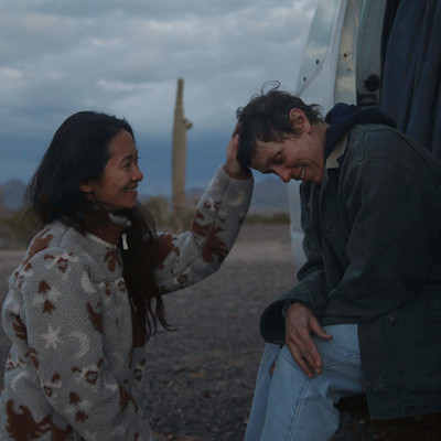 Road Movie 'Nomadland' Sweeps BAFTAs as Women Filmmakers Triumph
