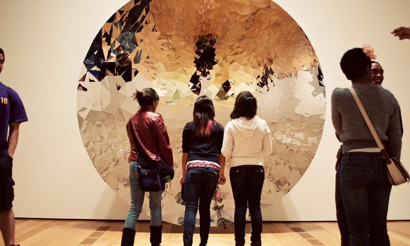 Discover your inner art lover (or artist) at the High Museum of Art.