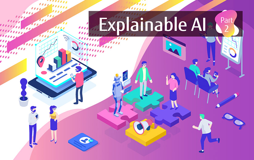 Main visual : For AI to be embraced it needs greater transparency and explainability(Part 2) Wide Learning™ provides the solution