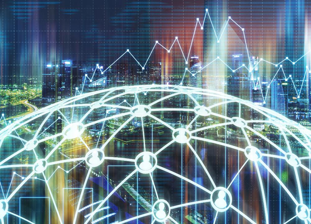 メインビジュアル : ブロックチェーンがもたらす万人のためのシェアリングエコノミー