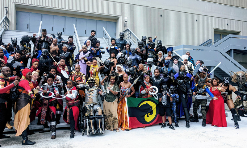 Dragon Con brings together fandoms of all stripes.