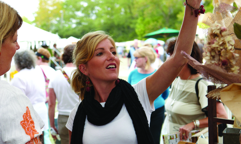 See what the excitement's about at the Stone Mountain Park Country Living Fair. (photo: Stone Mountain Park)