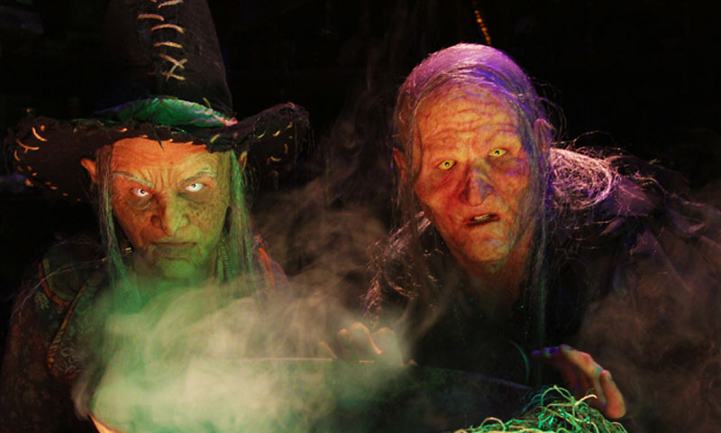 Netherworld Haunted House resurrects classic characters for its 20th year. (photo: Netherworld)