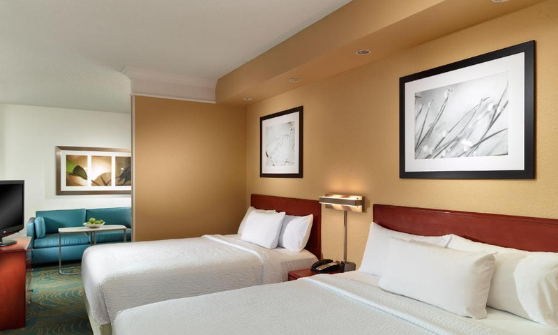 SpringHill by Marriott offers spacious rooms in the heart of Buckhead.