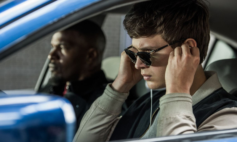 "Although Downtown ATL is very walkable, Baby Driver is ready to drive and see the sights. (""Baby Driver,"" RottenTomatoes.com)"