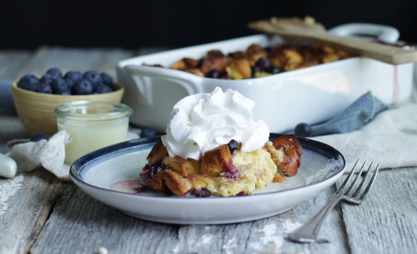 brioche-and-fresh-blueberry-pudding-desserts