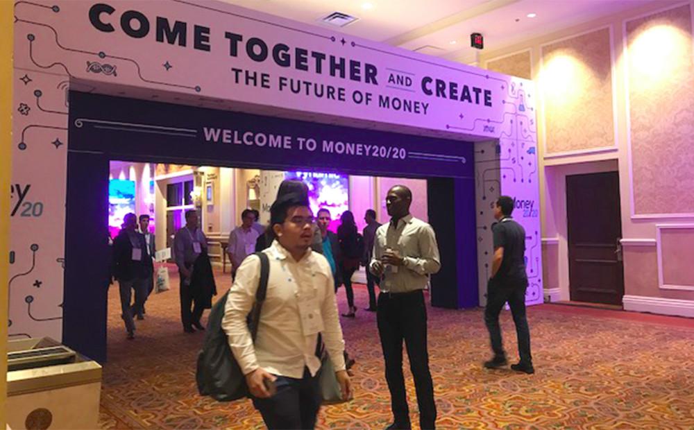 メインビジュアル : セキュリティの注目が際立った、世界最大級の金融・決済イベント「Money20/20 USA」