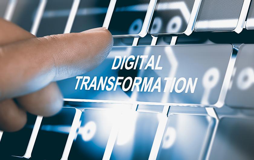 メインビジュアル : 【DX入門編①】今更聞けないデジタルトランスフォーメーションの定義とは?