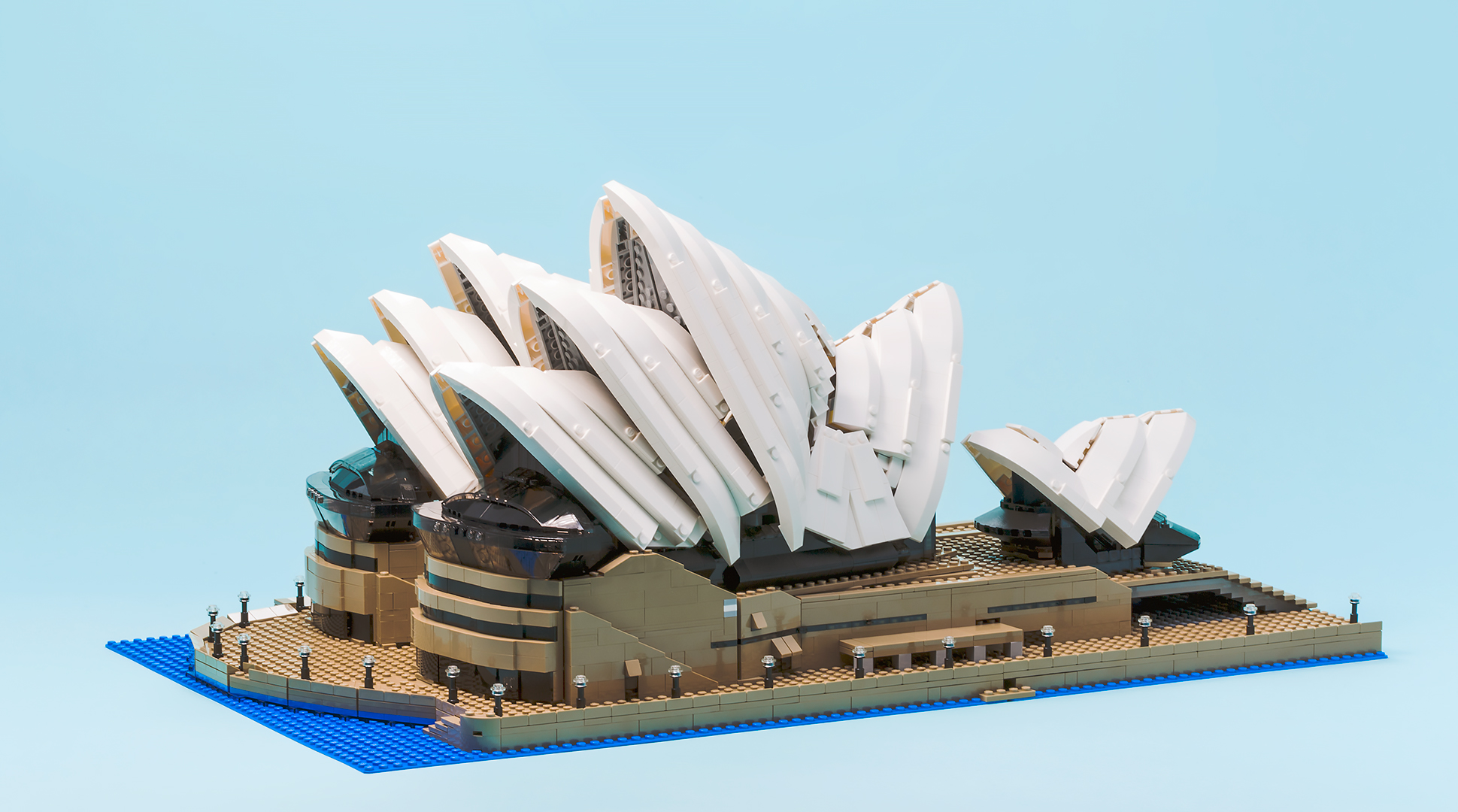 Iconic structures deconstructed the sydney opera house blueprint opera househerog malvernweather Image collections