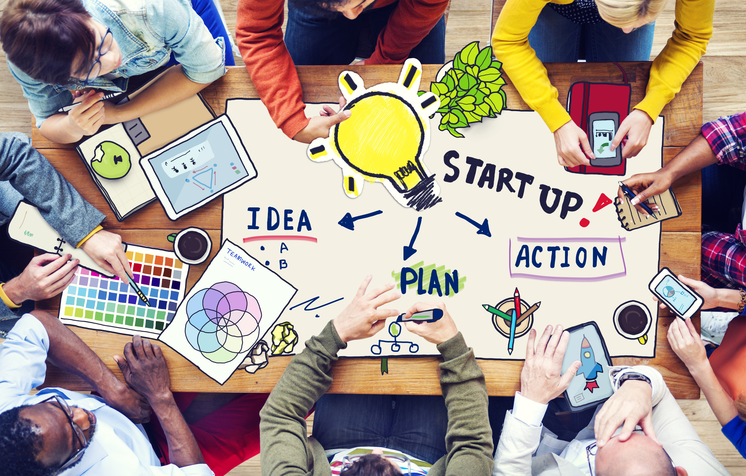 We all start somewhere: Six things to consider to help your start-up