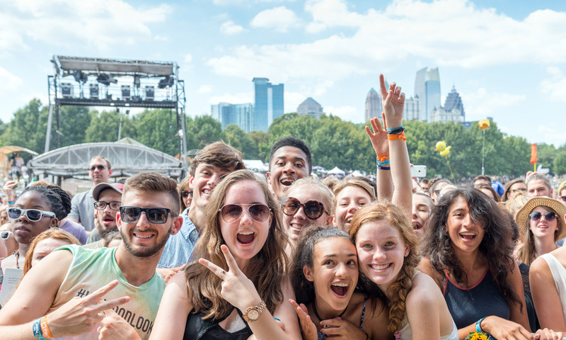 Music Midtown is an Atlanta staple for music lovers. (2015, Gene Phillips, AtlantaPhotos.com)