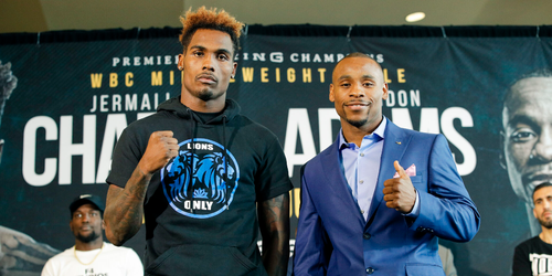 Jermall Charlo is ready to take the next step