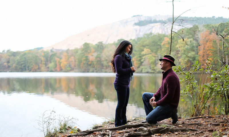 A Stone Mountain Park proposal is a rock solid choice.