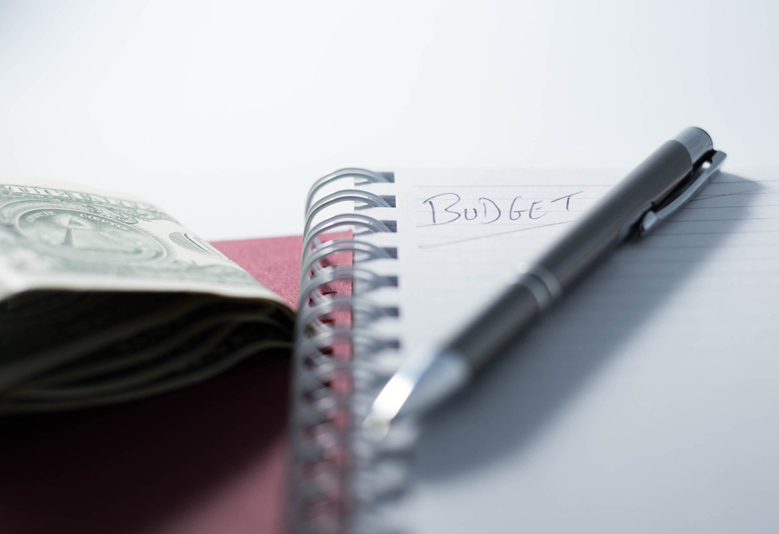 How to build a comprehensive budget that gives you control of your finances
