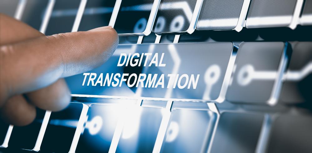メインビジュアル : AI、IoT、ブロックチェーンで加速するB2Bのデジタル革新