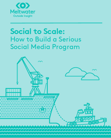 Social to Scale ebook by Erika Heald