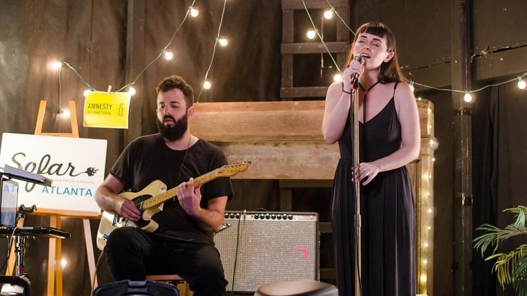 CLAVVS - Grammy Award-winning producer Graham Marsh and Sing/Songwriter Amber Renee