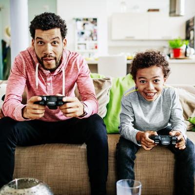 New Dads: Can you still game?