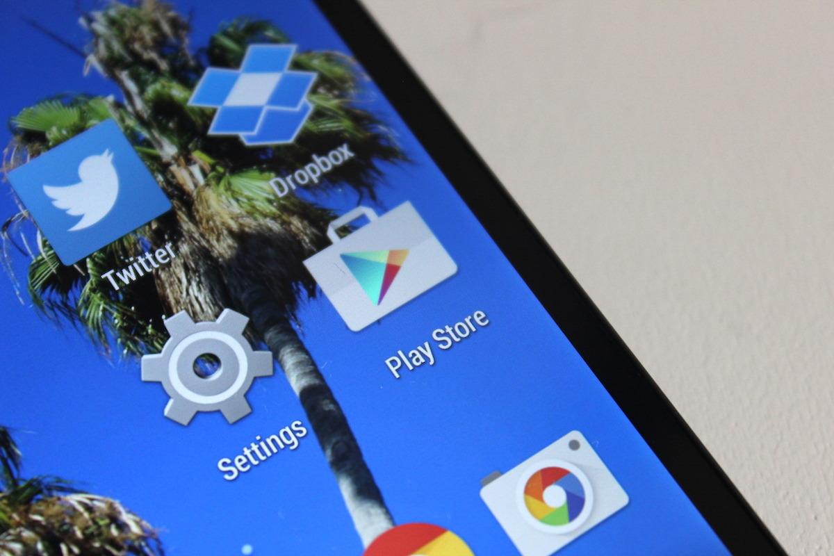 Se está haciendo una pequeña renovación a la tienda Google Play con algunos ajustes de interfaz