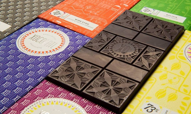 Small batch chocolate purveyor, XocolATL, can be found in Krog Street Market.