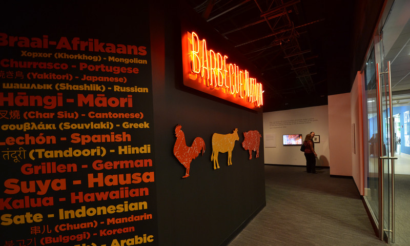 """""""Barbecue Nation"""" just opened at Atlanta History Center. (Scott White)"""