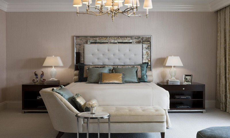 The St. Regis Atlanta brings luxury to a new level, especially in its suites.