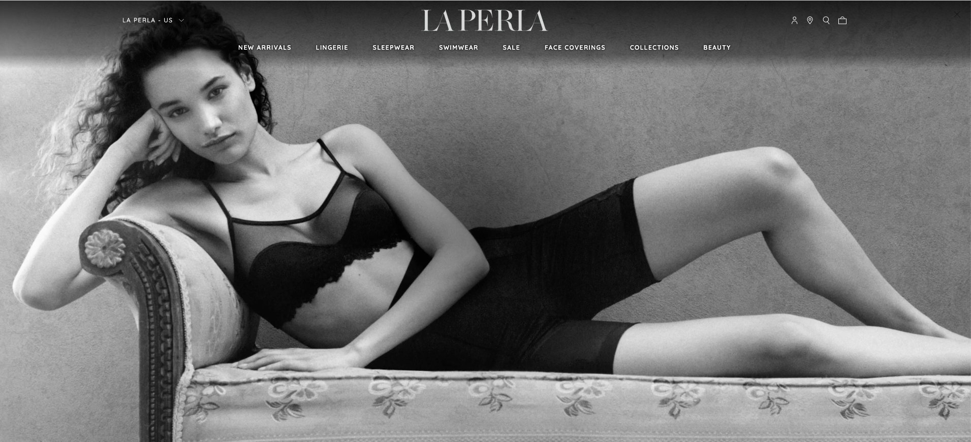 La Perla website