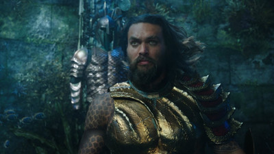 'Aquaman' First Reactions Are Highly Positive: 'An Undersea Star Wars'