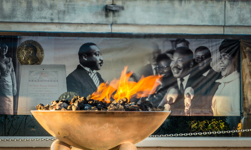 Martin Luther King Jr. Day and Black History Month launch a year of celebrations. (James Duckworth)