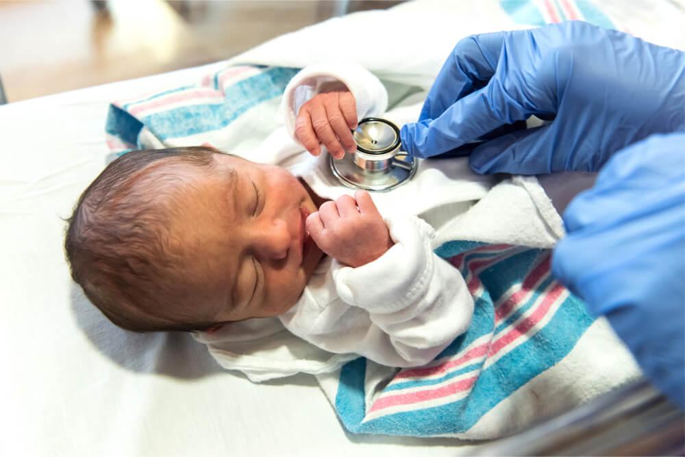 メインビジュアル : AIを用いた胎児心臓超音波スクリーニング