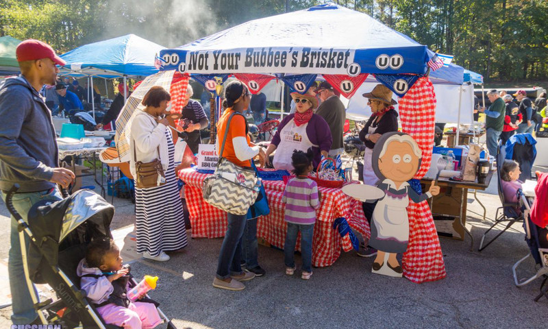 The 4th Annual Kosher BBQ festival is all about delicious food.