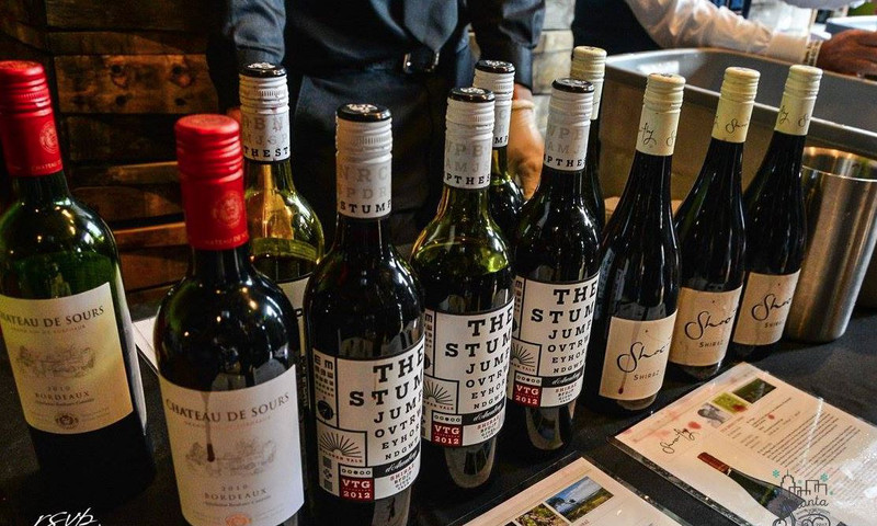 Winter Wine Fest brings vino variety.