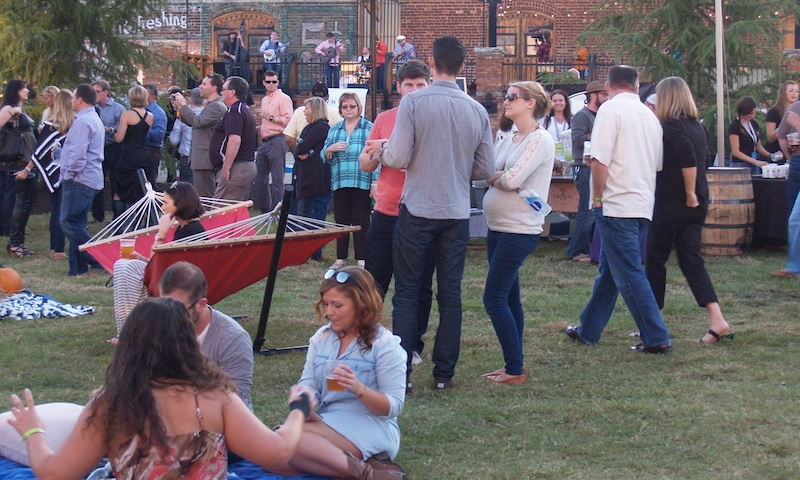 Get ready for all the fall food festivals coming to Atlanta.